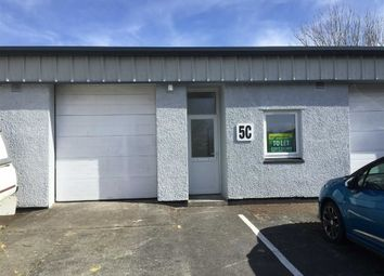 Thumbnail Light industrial to let in Unit 5C, Long Rock Industrial Estate, Penzance, Cornwall