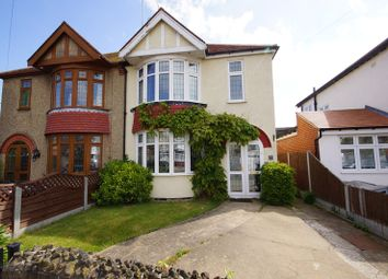 Thumbnail 3 bed semi-detached house for sale in Tudor Gardens, Shoeburyness, Thorpedene Estate