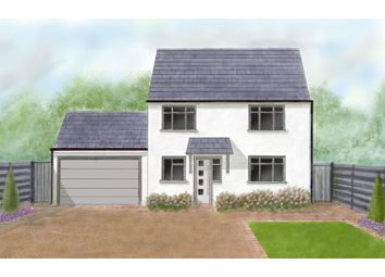 Thumbnail 4 bed detached house for sale in Pathfields, Bude