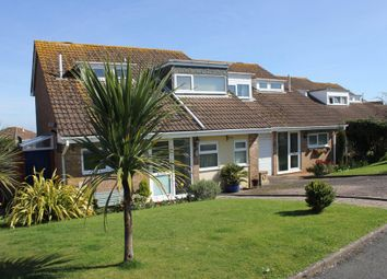 Thumbnail 3 bed semi-detached house for sale in Bidwell Brook Drive, Paignton