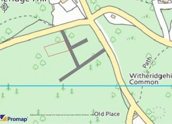 Thumbnail Land for sale in Plot 2 The Nottwoods, Nottwood Lane, Stoke Row, Henley-On-Thames, Oxfordshire