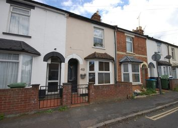 Thumbnail 2 bed terraced house for sale in Chiltern Street, Aylesbury, Buckinghamshire