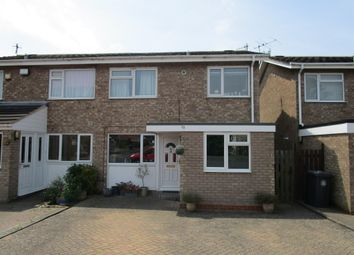 Thumbnail 3 bed semi-detached house for sale in Burbage Avenue, Stratford-Upon-Avon