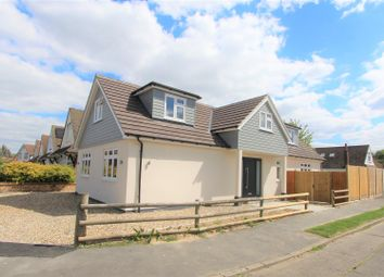 Thumbnail 4 bed detached house for sale in Dickens Drive, Addlestone