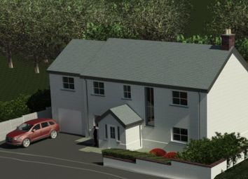 Thumbnail 5 bed detached house for sale in Poplar Meadow, Freystrop, Haverfordwest