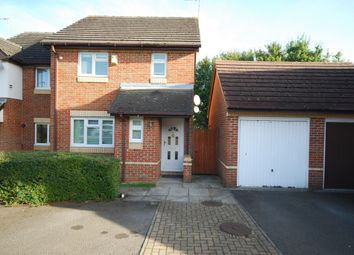 Thumbnail 3 bed semi-detached house for sale in De Havilland Court, Porters Park