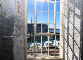 Thumbnail 2 bedroom flat to rent in Mills Bakery, Royal William Yard, Stonehouse, Plymouth