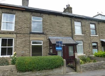 Thumbnail 3 bed terraced house for sale in Meadow Lane, Dove Holes, Derbyshire