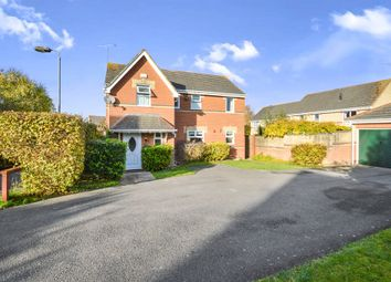 Thumbnail 4 bed detached house for sale in Beamont Way, Amesbury, Salisbury