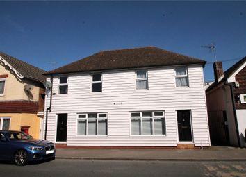 Thumbnail 1 bed flat to rent in London Road, Teynham, Sittingbourne