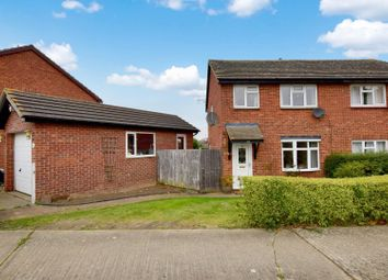 Thumbnail 3 bed semi-detached house for sale in Broadway, Silver End, Witham