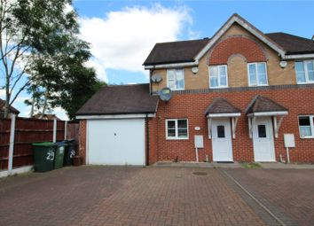 Thumbnail 3 bed detached house to rent in Churchyard Road, Tipton, West Midlands