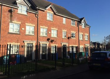 Thumbnail 3 bed town house for sale in Havely Road, Ellerfields, Wythenshawe