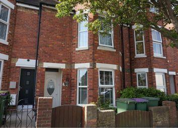 Thumbnail 4 bed terraced house for sale in Warren Road, Folkestone