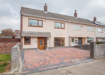 Thumbnail 3 bed end terrace house for sale in Alderney Road, Plymouth
