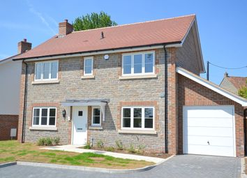 Thumbnail 4 bed detached house for sale in Ash Green, Bourton, Gillingham