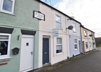 2 bed terraced house for sale in St. Georges Hill, Swannington, Coalville LE67