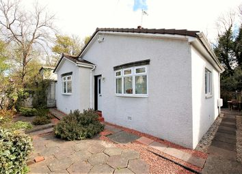 Thumbnail 1 bedroom detached bungalow for sale in Neilston Road, Paisley