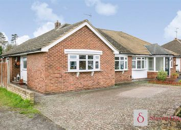 3 bed semi-detached bungalow for sale in Peel Crescent, Bengeo, Hertfordshire SG14