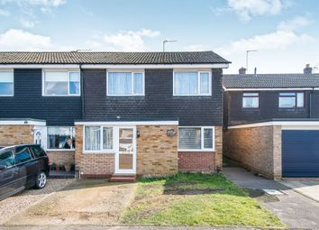 Thumbnail 3 bed end terrace house for sale in Blakes Court, Norwich