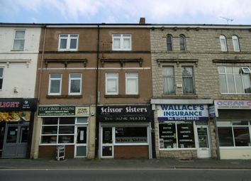 Thumbnail 2 bed terraced house for sale in 140 And 140A High Street, Clay Cross, Chesterfield, Derbyshire