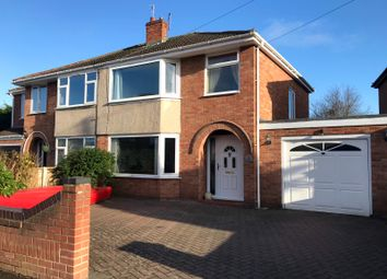 Thumbnail 3 bed semi-detached house for sale in 3 Dolphin Crescent Great Sutton, Ellesmere Port