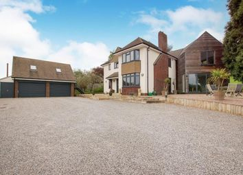 Thumbnail 4 bed detached house for sale in Station Road, Wickwar, Gloucestershire