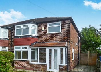 Thumbnail 3 bed semi-detached house to rent in Morningside Drive, East Didsbury, Didsbury, Manchester