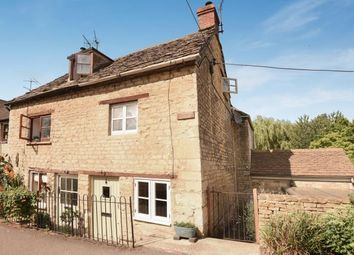 Thumbnail 3 bed end terrace house for sale in High Street, Avening, Tetbury