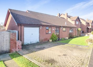 Thumbnail 3 bed detached bungalow for sale in The Chase, Blofield, Norwich