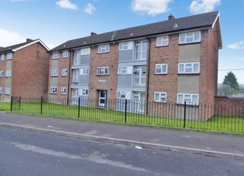 Thumbnail 2 bed flat for sale in Drayton Road, Luton