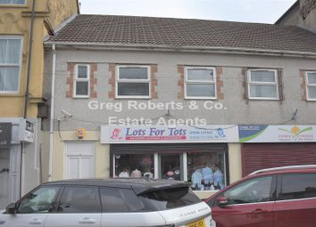 Thumbnail 2 bed flat to rent in Commercial Street, Tredegar, Blaenau Gwent.
