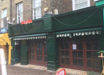 Thumbnail Property to rent in High Street, Margate