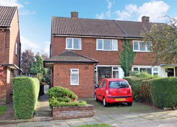 Thumbnail 3 bed semi-detached house for sale in Catham Close, St.Albans
