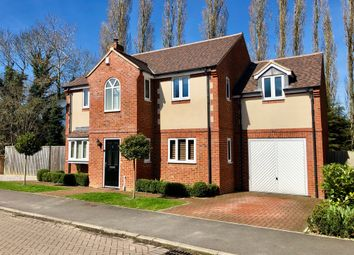 Thumbnail 4 bed detached house for sale in Coopers Close, Littleworth, Oxford