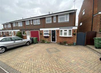 3 bed terraced house for sale in Stuarts Close, Hemel Hempstead, Hertfordshire HP3