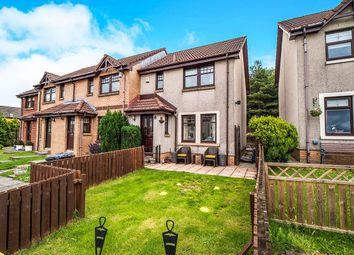 Thumbnail 3 bed terraced house for sale in Glen Sannox Drive, Craigmarloch, Cumbernauld