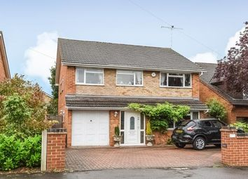 Thumbnail Detached house for sale in Lightwater, Surrey
