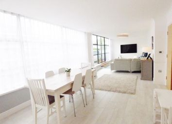 Thumbnail 3 bed flat for sale in Goat Wharf, Brentford