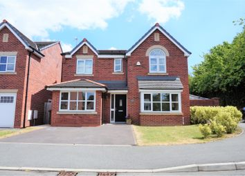 Thumbnail 4 bed detached house for sale in Earle Avenue, Liverpool