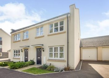 Thumbnail 3 bed semi-detached house for sale in Wood Street, Charlton Hayes, Patchway, Bristol