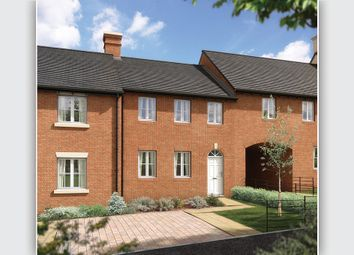 "Thumbnail 3 bed terraced house for sale in ""The Gardiner"" at Pitt Road, Winchester"
