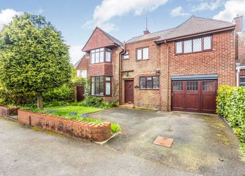 Thumbnail 5 bedroom detached house for sale in Kent Road, Halesowen