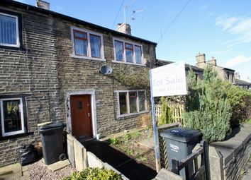 Thumbnail 3 bed cottage for sale in New Hey Road, Brighouse