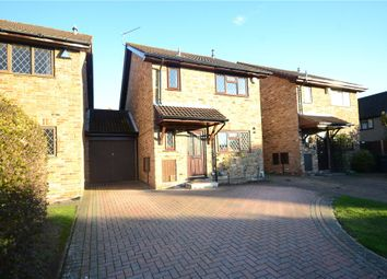Thumbnail 3 bed link-detached house for sale in Knollmead, Calcot, Reading