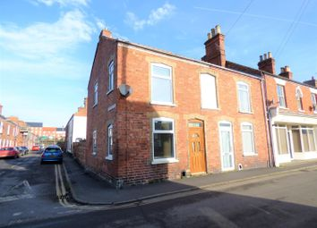Thumbnail 2 bed end terrace house for sale in James Street, Louth