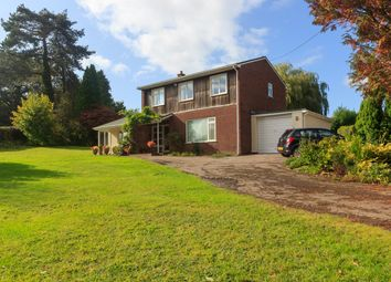 Thumbnail 4 bed detached house for sale in Angelfield, Coleford