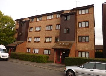 Thumbnail 1 bed flat to rent in Grilse Close, London