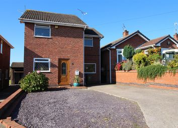 Thumbnail 4 bed detached house for sale in West Hill, Codnor, Ripley