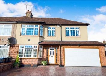Thumbnail 5 bed end terrace house for sale in Norfolk Road, Ponders End, Enfield